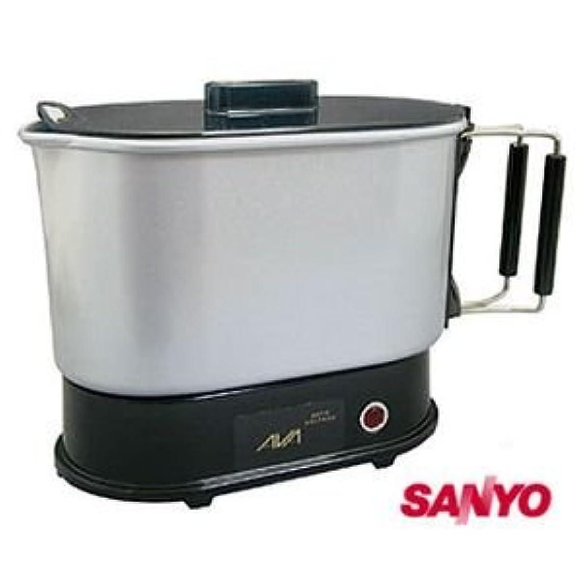 フルーツ野菜ミュート講義SANYO製コンパクトタイプトラベルポットAVA500