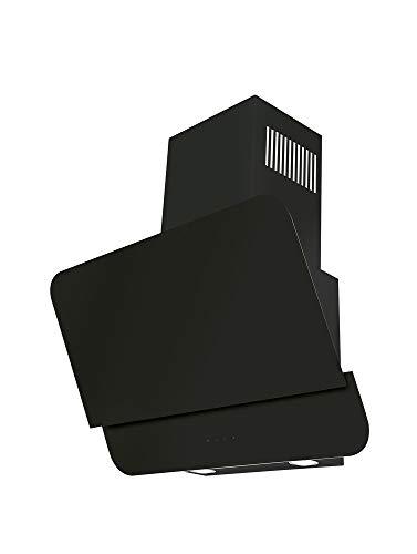 Amica KH 17394 S, Kaminhaube Swift Black, 60 cm, schwarzes Glas 3 Leistungsstufe