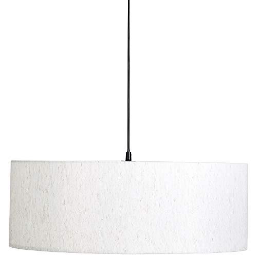 Umi. by Amazon Hängeleuchte, Stoff, zylindrische Form, 60,2 cm, Durchmesser: 101,6 cm