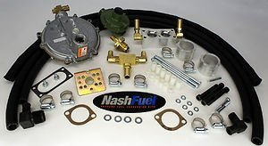 Impco Tri-Fuel Natural Gas Propane Generator Conversion Gp17500E Gp17500 17500