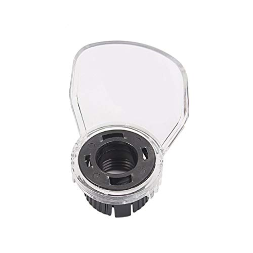 Lodenlli Tapa Protectora de molienda eléctrica A550 Mini Accesorios de Taladro para Cubierta de Molinillo Cubierta Protectora de Seguridad