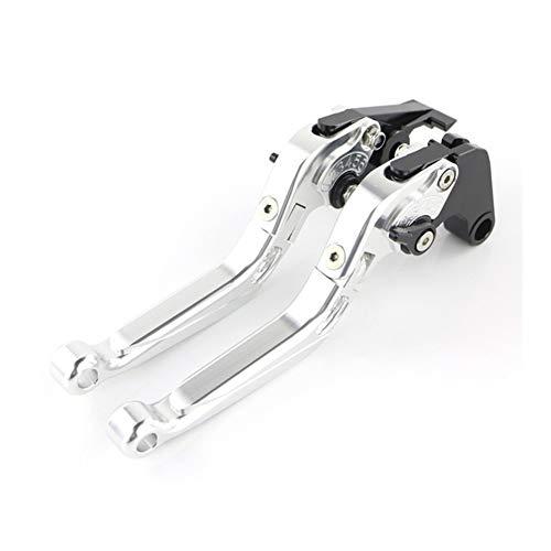 LIBEI Manetas Moto CNC Palancas Ajustables en Forma for Honda CB125R F...