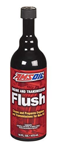 Amsoil FLSHCN-EA Engine and Transmission Flush, 16-oz. Bottle (1)