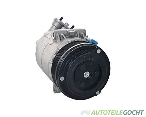 SRL Klimakompressor für OPEL ASTRA H A04 04-15 1139085, 13124751, 13286086 von Autoteile Gocht
