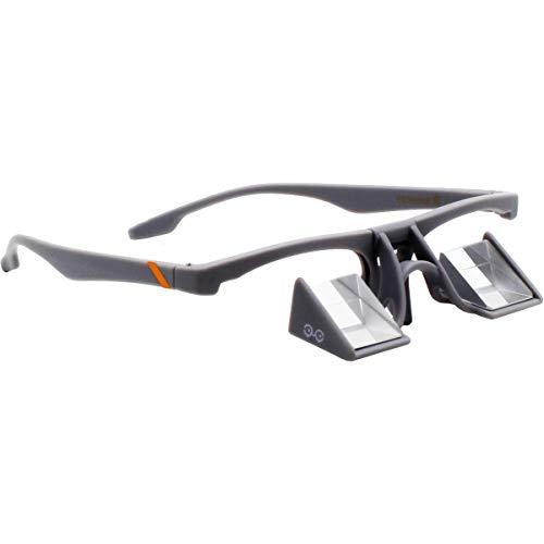 YY verticale veiligheidsbril Prism Up grijs, sportbril, maat One Size - kleur Light Grey