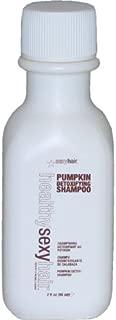 Sexy Hair Healthy Sexy Hair Pumpkin Detoxifying Shampoo by Sexy Hair for Unisex - 2 oz Shampoo, 50 ml
