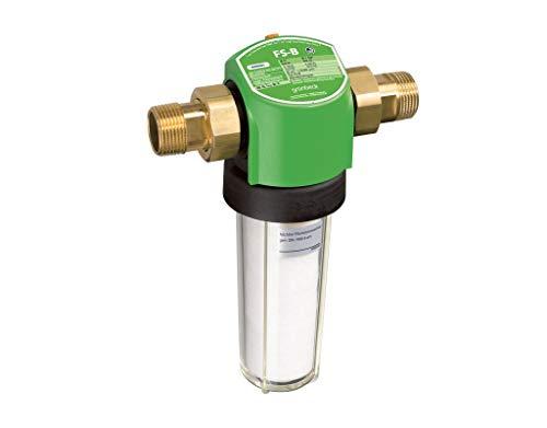 """Grünbeck Geno Feinfilter 1"""", Wasserfilter für Trinkwasseranlagen, ohne Druckminderer, 101 170, Mehrfarbig"""