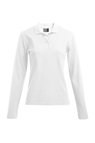 Promodoro Heavy Langarm-Poloshirt Damen