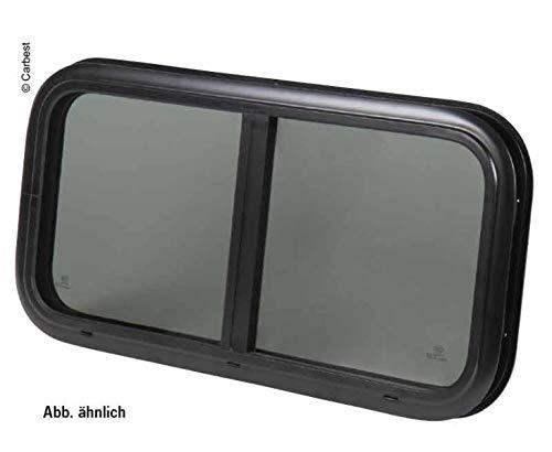 Carbest Schiebefenster aus Echtglas | Fenster RW-Motion | Verschiedene Größen (600 x 350)