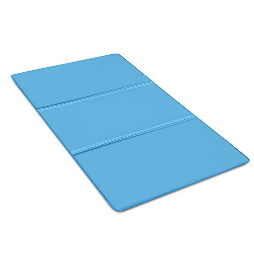 LIVIVO Cooling Gel Body Pad Pillow Mat Absorbs and Dissipates Heat from The Whole Body - Great for...