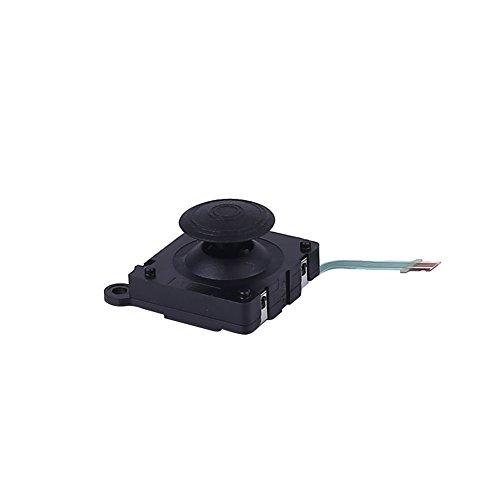 Cewaal Juego analógico 3D Joystick Joy con Control Botón Pad Stick para el Juego PSV 2000