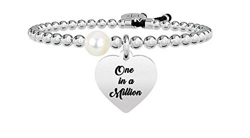 Bracciale Kidul love cuore one in a million Ref. 731261