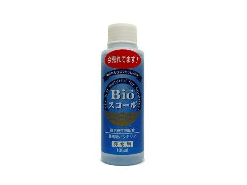 ベルテックジャパン Bioスコール 淡水用 100ml