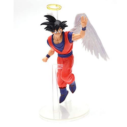 SHOP YJX Dragon Ball Anime Model, Model Statue Of The Monkey King, Desk Decoration, 16cm