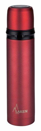 Laken Thermos da 1 l in Acciaio Inox con Tappo-Bicchiere