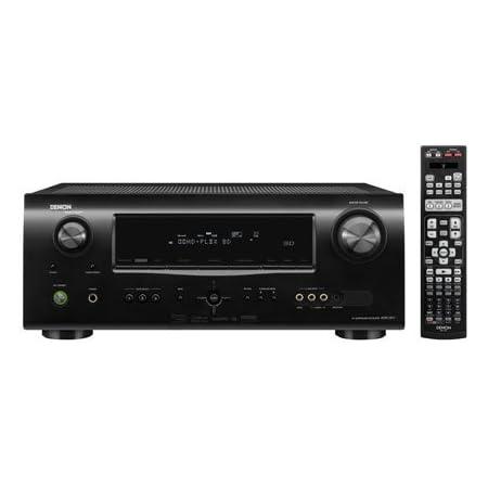 Denon AVサラウンドレシーバー 5.1ch HDMI Ver1.4a対応 ブラック AVR-1611-K