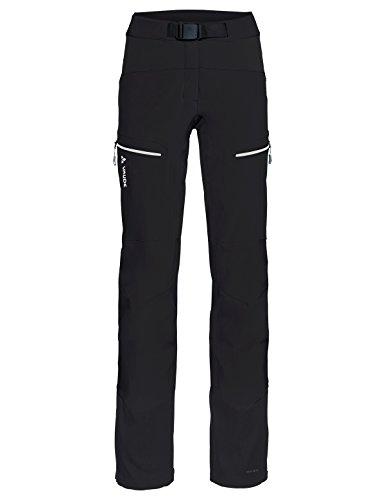 VAUDE Women's Shuksan Hybrid Pants - Pantalones Mujer