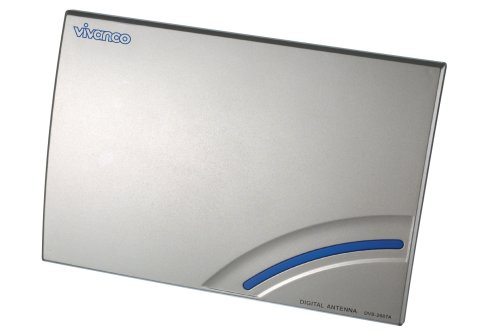 Vivanco DVBA 40 aktive DVB-T Zimmerantenne UHF / VHF, 23 dB Verstärkung