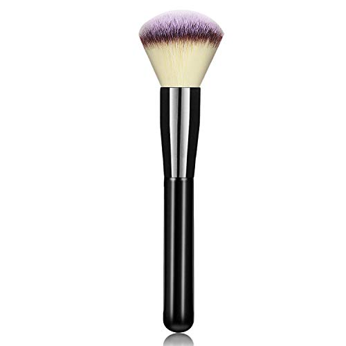 Averes Foundation Makeup Powder Brush for Face Makeup Brush Perfect for Blending Liquid Cream or Flawless Powder Cosmetics  Buffing Stippling Concealer  Premium Quality