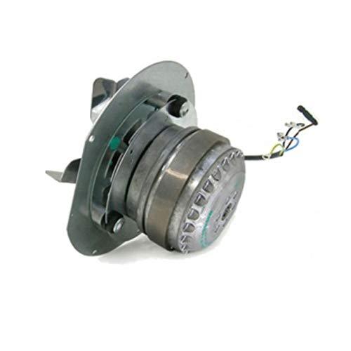 Estrattore - aspiratore fumi EBM R2E150-AN91-13 2400 RPM, potenza 32 Watt, diam. ventola 150 mm, per stufe a pellet