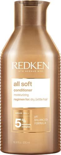 Redken Acondicionador All Soft para Cabellos Deshidratados - 500 ml