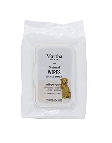 Martha Stewart Multipurpose Grooming Wipes