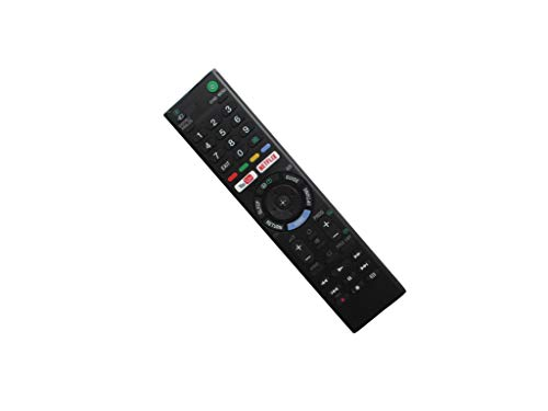 Easytry123 Remote Control for Sony KD-43XE8004 KD-43XE8005 KD-43XE8077 XBR-85X850D Bravia LED HDTV TV