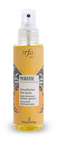 farfalla Mandarine, Zitrusfrischer Deo-Spray, 100 ml