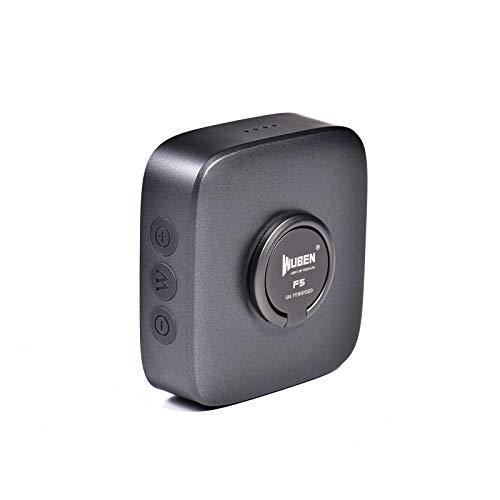 WUBEN F5 Lampara Camping 500 Lumen,Banco de Energía 5200 mAh, LED recargable USB C, Resistente al Agua Luz de Trabajo Portátil, para tienda, camping, huracán, senderismo, emergencia, apagón