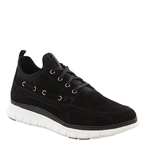 Vionic Men's Fresh Damian Sneaker - Casual Lace-up with Concealed Orthotic Arch Support