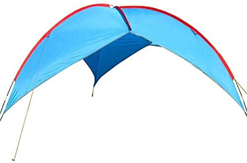 LAZ Hiking Camping Tent Ideal For Outdoor Awning Awning 8-10 Beaches Portable Awning Beach/Park/Campground Activities For Children And Families ,Ultra-light and portable ,Comfortable interior camp
