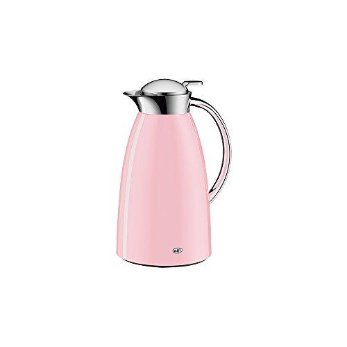 alfi Gusto, Powder rosé 1, 0l Isolierkanne, Stahl, 14 x 17,7 x 26,3 cm