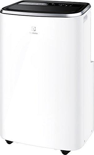 Electrolux EXP35U538CW Chillflex Pro 13 Condizionatore portatile 13K BTU, sistema autoevaporante, 1400 W, 45 Decibel, Classe A+ , Bianco
