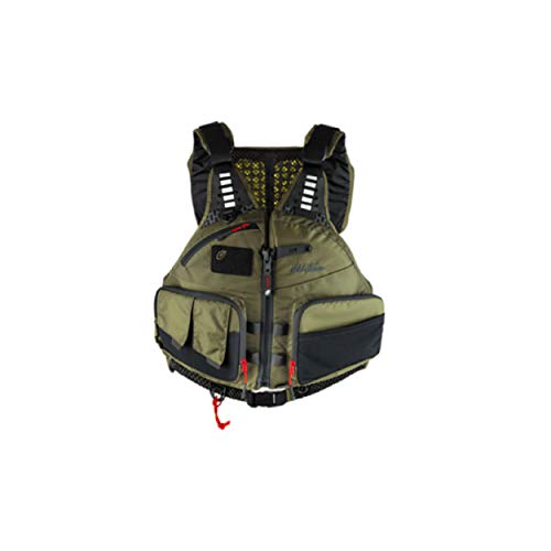 Old Town Lure Angler Men's Life Jacket (Moss, L/XL)