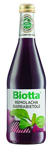 Biotta® Remolacha | Zumo puro sin diluir, 100% BIO | 500 ml
