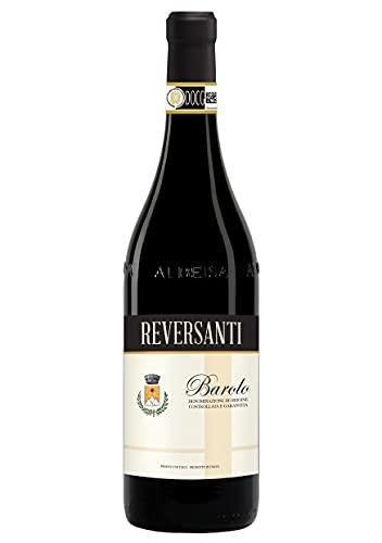 Reversanti Barolo 2014 - Vino Piemontese Rosso - DOCG - 0.75L (1 Bottiglia)