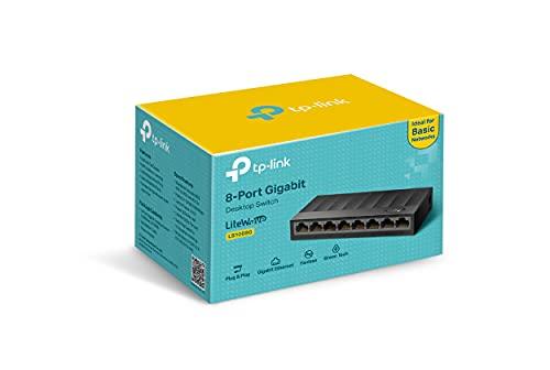 Switch Ethernet 1000 Mbps Marca TP-Link