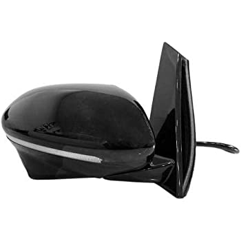 Passenger Side Right Rear View Mirror Replacement for Honda Civic 12 Parts Link # HO1320267 OE:76258TR3A11+76251TR0A11+76252TR0A01