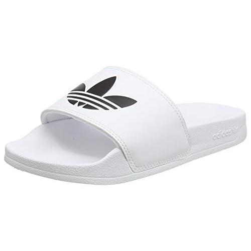 adidas Eg8272_36, scivoli Unisex-Bimbi, White, EU