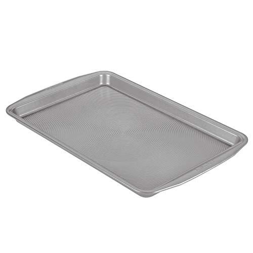 Circulon Nonstick Bakeware, Nonstick Cookie Sheet / Baking Sheet – 11 Inch x 17 Inch, Gray