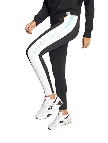 Reebok Damen Jogginghosen Gigi schwarz S