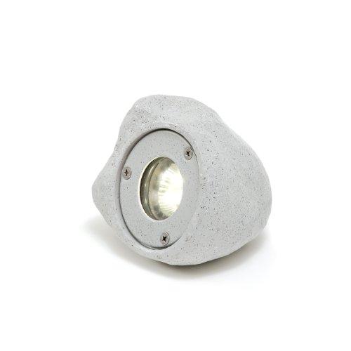 Konstsmide Amalfi LED-set met 3 stenen 7661-000 / B: 9 cm D: 11 cm H: 9 cm / 3x0 / 21W / IP44 / / / helder glas