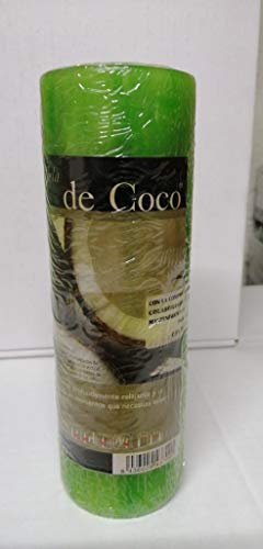 VELON Olor Coco Verde - Peticiones y Rituales - Magia Blanca