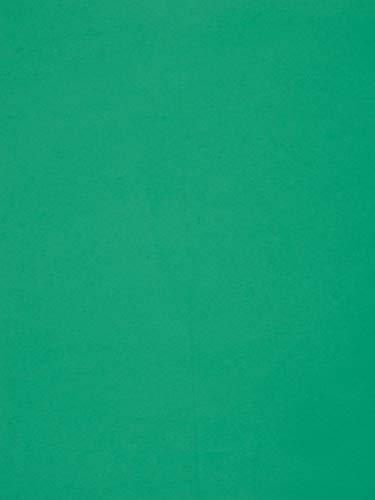 Caoutchouc mousse, 3 mm Vert