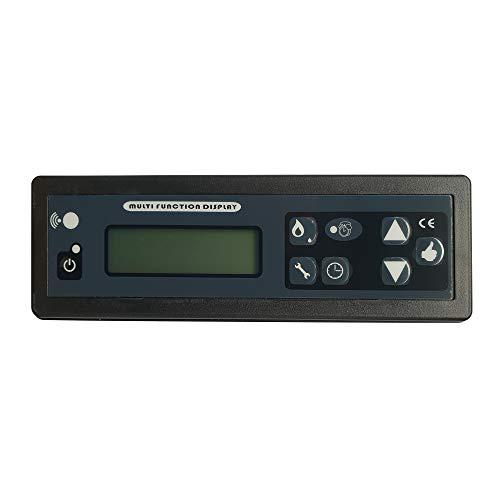 Nemaxx Display Controller V02.02 für Pelletofen P12