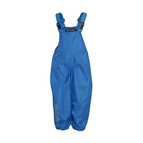MINYMO Echo 57 Rain Overalls - solid Clear Blue (80)