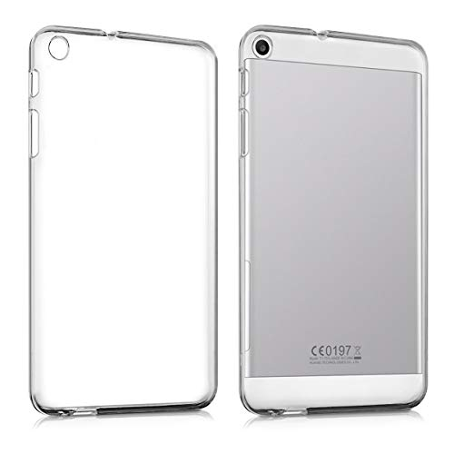 kwmobile Huawei MediaPad T1 7.0 Hülle - Silikon Tablet Cover Case Schutzhülle für Huawei MediaPad T1 7.0 - Transparent
