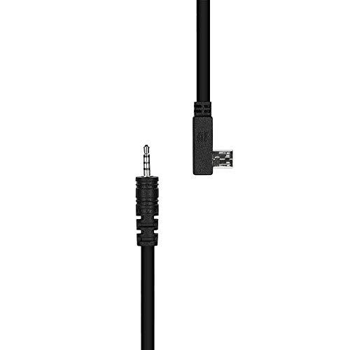 Cabo Controle Zhiyun-Tech para Panasonic Lumix GH para Estabilizador Crane 2, V2, M e Plus