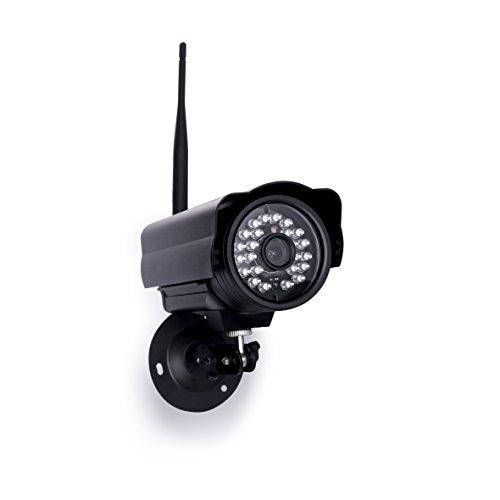Smartwares C923ip App IP-Kamera outdoor, Homewizard kompatibel, mit SD Aufnahmefunktion