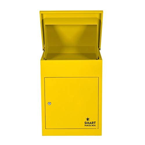 Paketbriefkasten Smart Parcel Box, gelb - 4